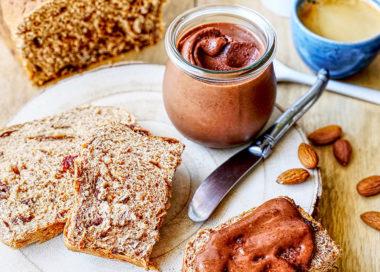 Pâte à tartiner vegan et sans gluten Le Blog 7 Saveurs
