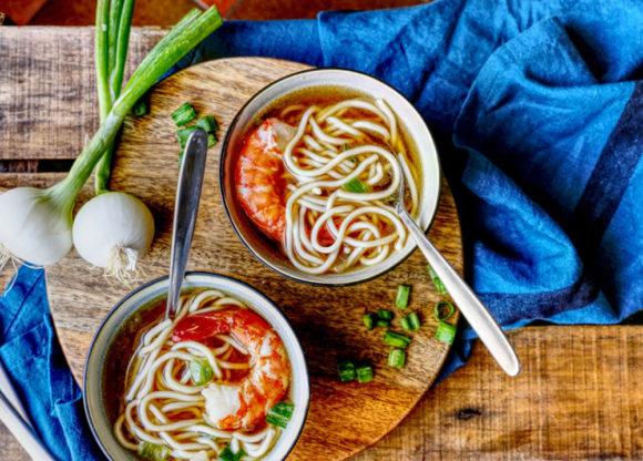 Recette Soupe au ginseng Le Blog 7 Saveurs