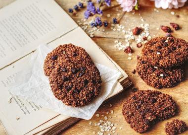 Recette cookies au chocolat sans gluten Le Blog 7 Saveurs