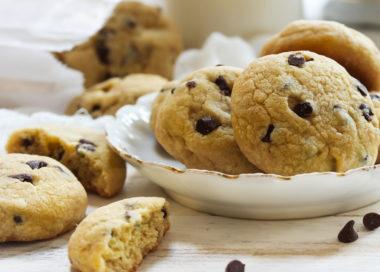 Photo de Cookies Moelleux Chocolat Flocons d'Avoine Bio 7saveurs