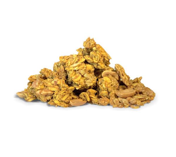 Photo de granola Cacahuètes curcuma bio 7saveurs